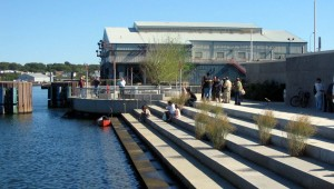 Nature Walk at Newtown Creek Water Pollution Control Plant: Public Design Commission Excellence in Design Award Winner