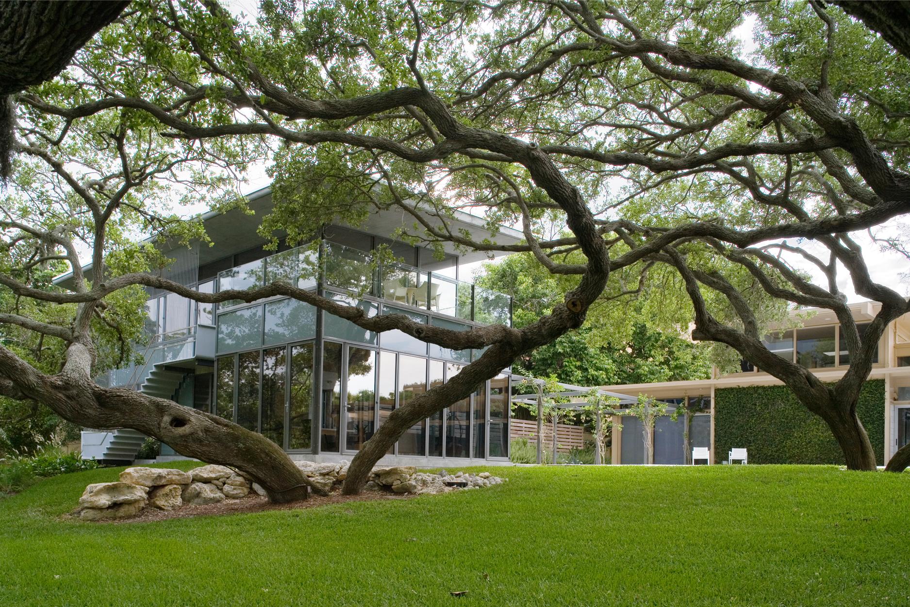 Florida residence landscape architecture