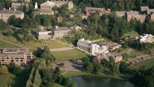 Colgate University landscape architecure