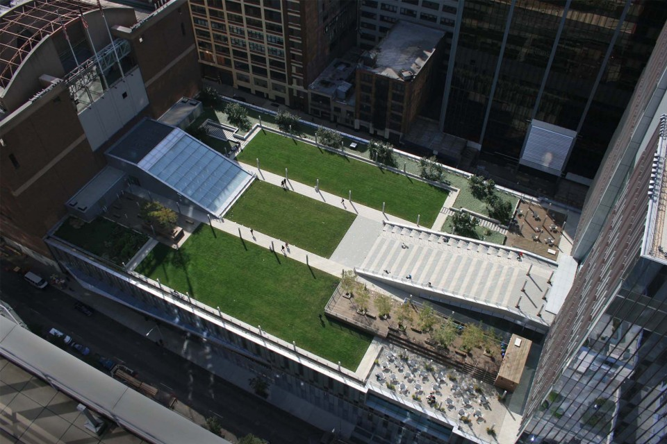John Jay College Commons Quennell Rothschild Amp Partners