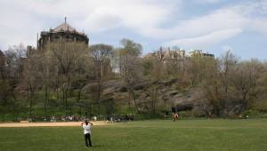 Morningside Park landscape architecture
