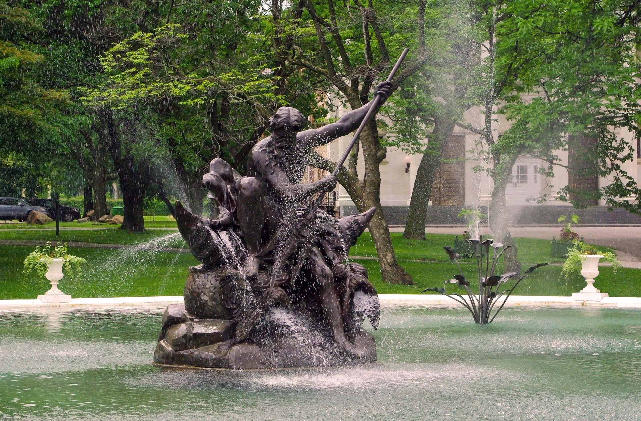 Snug Harbor Cultural Center U0026 Botanical Garden Image