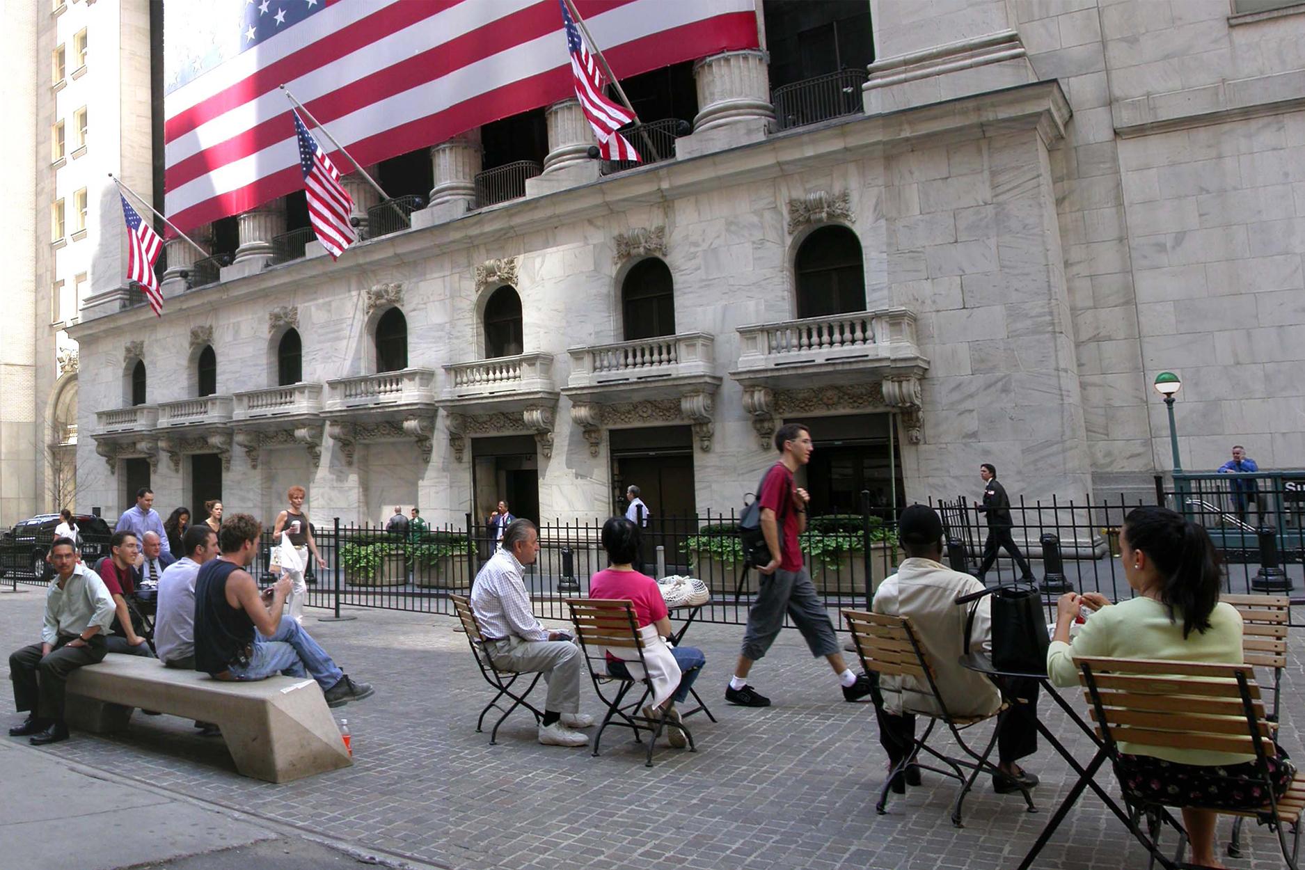NYSE landscape architecture