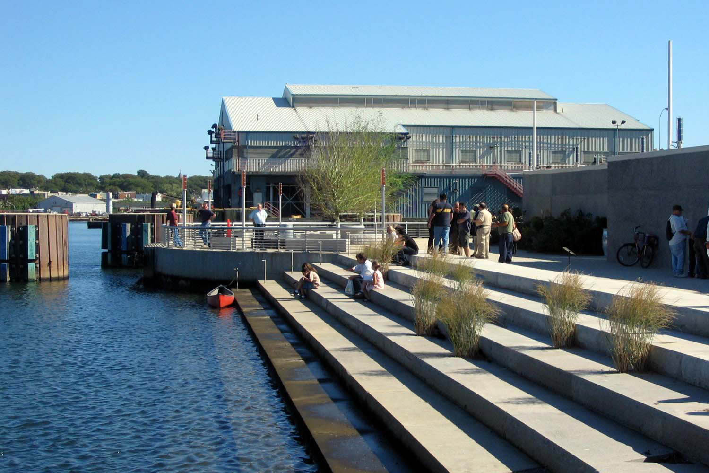 Newtown Creek landscape architecture