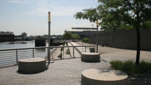 Newtown Creek landscape architecture