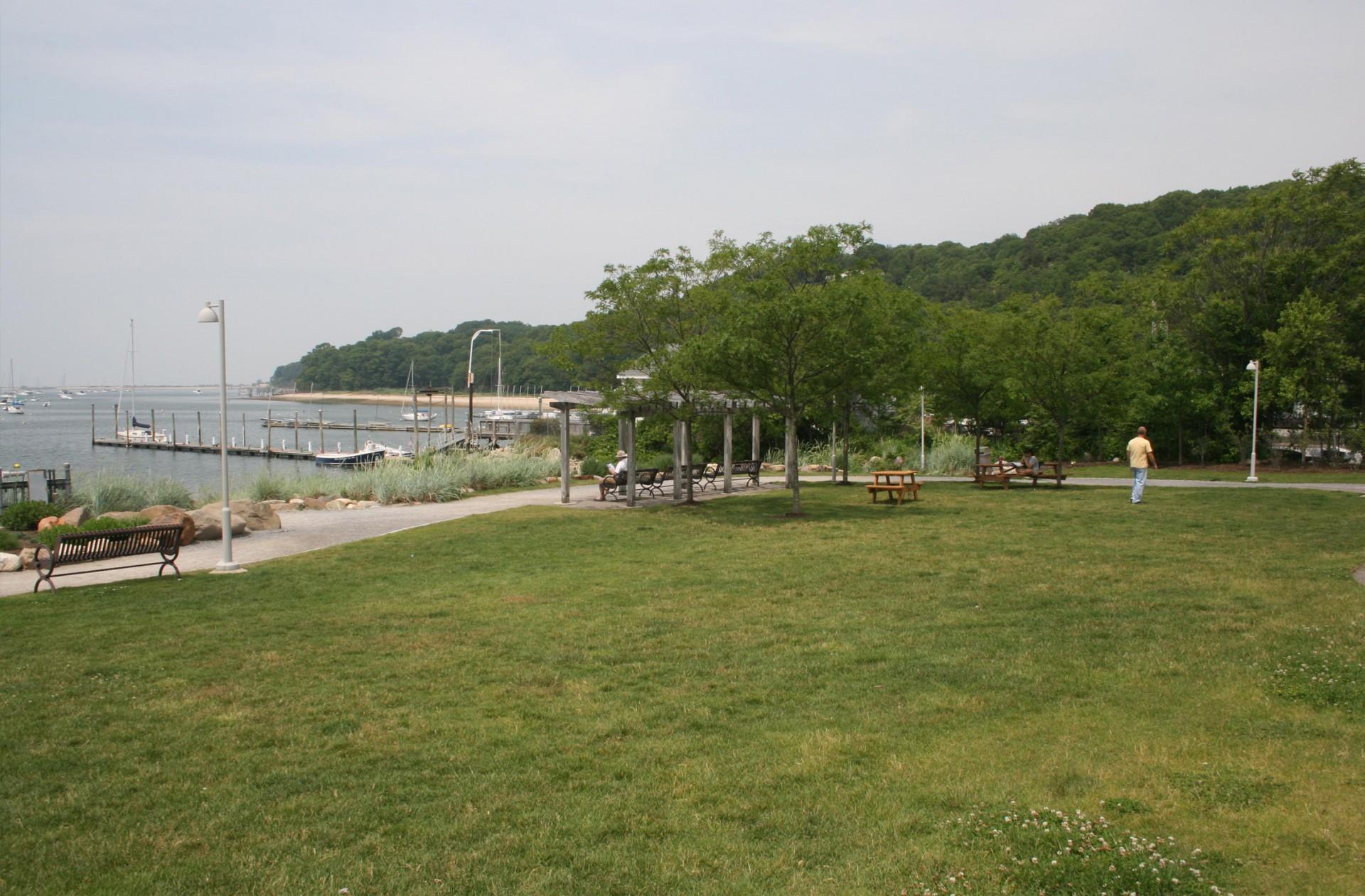 Port Jefferson landscape architecture
