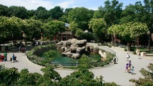 Prospect Park Zoo landscape architecture