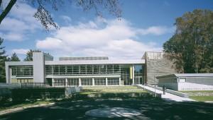 Sarah Lawrence College landscape architecture
