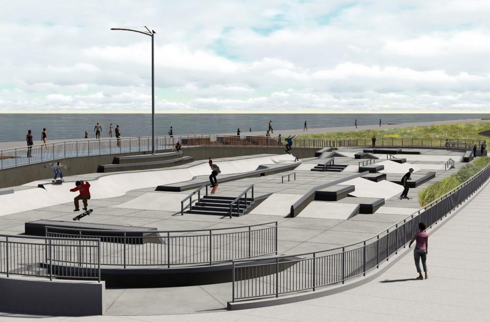 Rockaway Skate 2