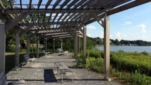 peekskill landing landscape architecture