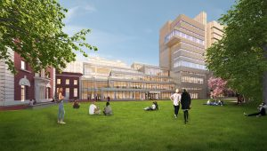 Barnard College Milstein Center