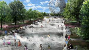 Fountain of the Fairs: Public Design Commission Excellence in Design Award Winner