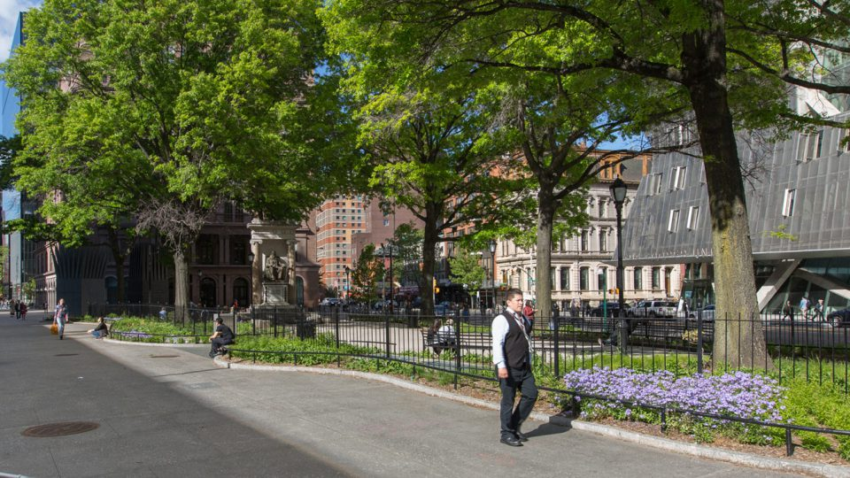 Astor Place Cooper Square