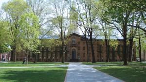Princeton landscape architecture